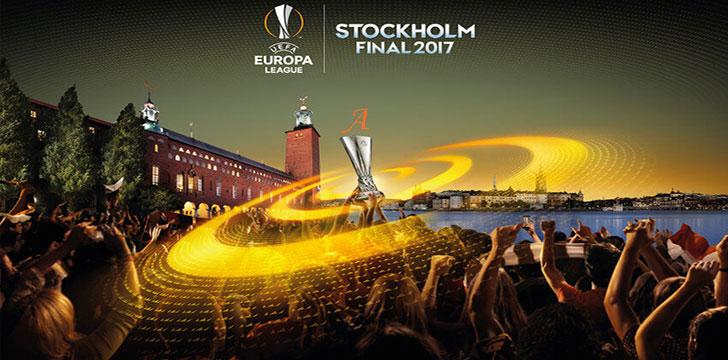 Europa League Finale 2017 Stockholm
