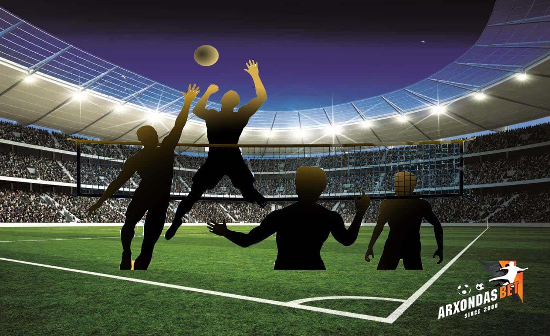Volley league: Ολυμπιακός - Παναθηναϊκός