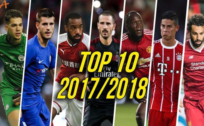 Σούπερ μεταγραφές 2017-18 στην ποδοσφαιρική Ευρώπη!