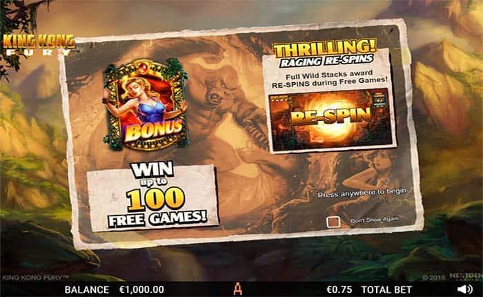 O King Kong επιστρέφει στη betshop.gr!