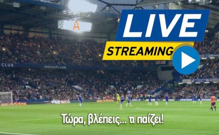 Live Streaming* στην Betshop.gr!