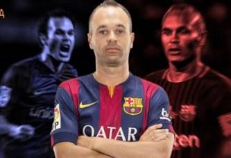 Αντρές Ινιέστα: Άλλος ένας παίκτης που άφησε την οικογένειά του!