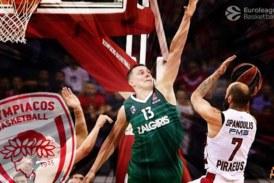Ολυμπιακός – Ζαλγκίρις ζωντανά στην Winmasters.gr!