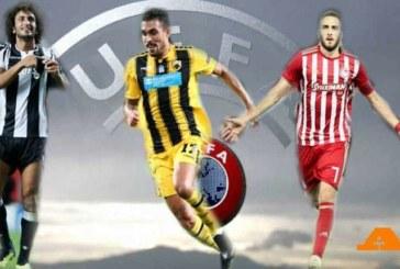 ArxondasBET: Θυμίζουμε στην Ευρώπη ότι ποδοσφαιρικά υπάρχουμε!