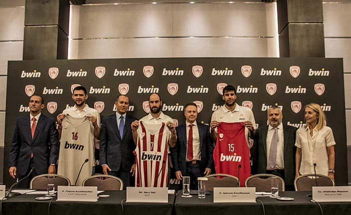Bwin: Επίσημη παρουσίαση της συνεργασίας με την ΚΑΕ Ολυμπιακός!