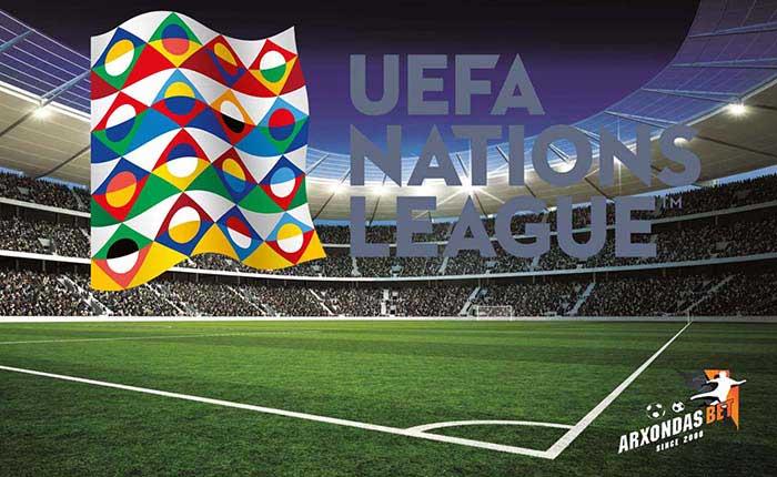 Στοίχημα Nations League: Με τα γκολ για το ταμείο