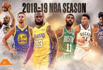 ΝΒΑ μπάσκετ 2018-19: Όσα πρέπει να γνωρίζετε για τη νέα σεζόν