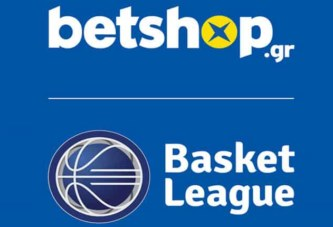 Βetshop.gr: Μέγας χορηγός της Basket League 2018-2019!