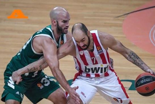 Basket League: Παναθηναϊκός – Ολυμπιακός πράξη δεύτερη