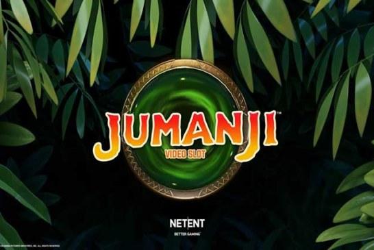 "Jumanji: Το παιχνίδι της χρονιάς κέρδισε το βραβείο ""Casino Product""!"