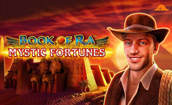 Book of Ra Mystic Fortune: Ο νέος μαγικός κόσμος casino!
