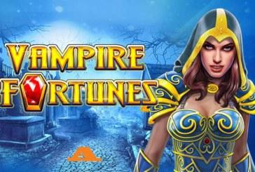 Νέο φρουτάκι «Vampire Fortunes» στο Casino του Stoiximan!