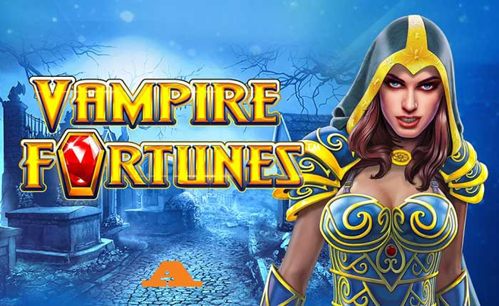 """""""Vampire Fortunes"""" στο Casino του Stoiximan!"""