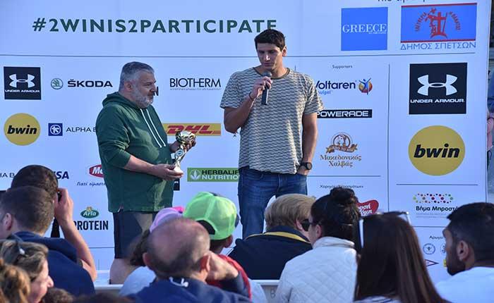 Bwin: Μεγάλος χορηγός Spetsathlon 2019!