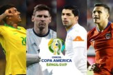 Fantasy τουρνουά για το Copa America στο Stoiximan.gr!