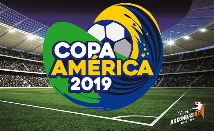 Copa America: Ουρουγουάη – Εκουαδόρ