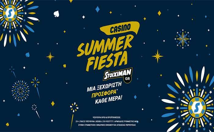 Δεύτερη εβδομάδα εκπλήξεων στο Casino του Stoiximan.gr!