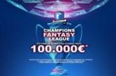 Stoiximan: 100.000€ εγγυημένα* στο Fantasy Τουρνουά!