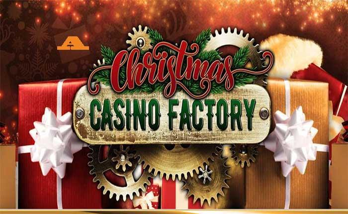Χριστούγεννα με προσφορές* στο winmasters casino!