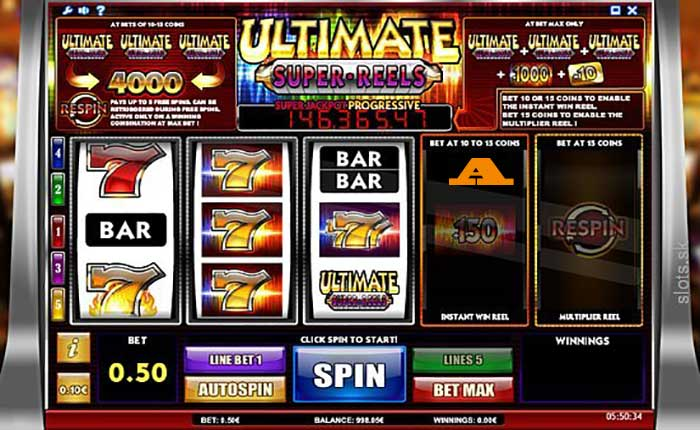 Super Reels: Παίξε δωρεάν το καζίνο φρουτάκι στον Άρχοντα 🎰 🍁