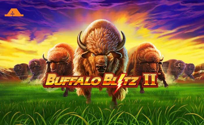 Το πολυαναμενόμενο Buffalo Blitz II Casino!