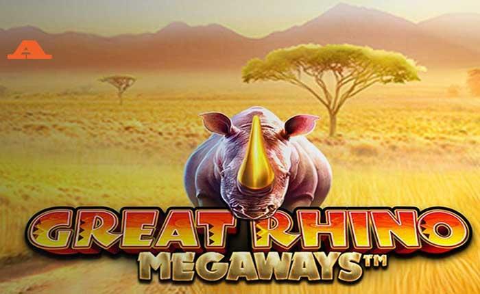 Great Rhino Megaways casino με σούπερ προσφορά*