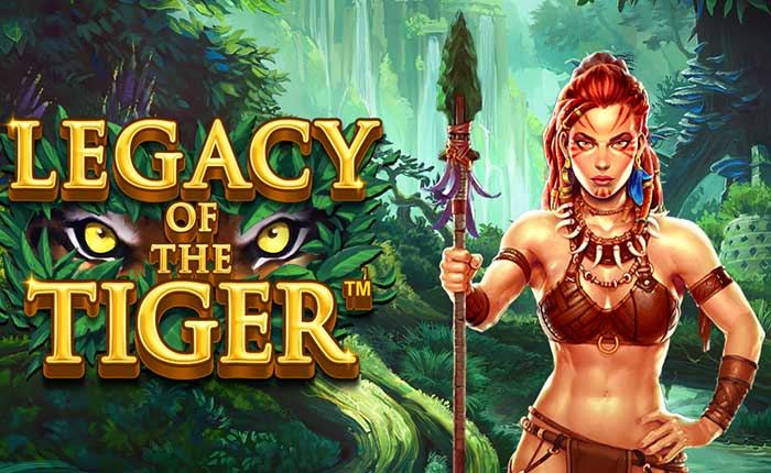Vistabet casino: Το μυστηριώδες Legacy of the Tiger!