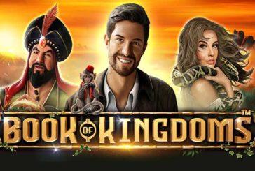 Vistabet Casino: ΤοεκπληκτικόBook of Kingdoms είναι εδώ!