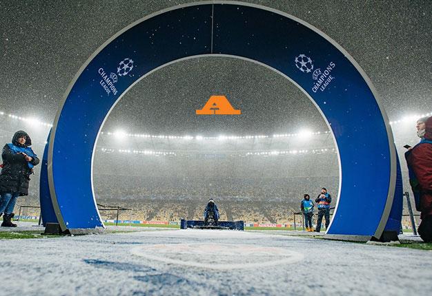 Fantasy στο Champions League με 250.000€* εγγυημένα!