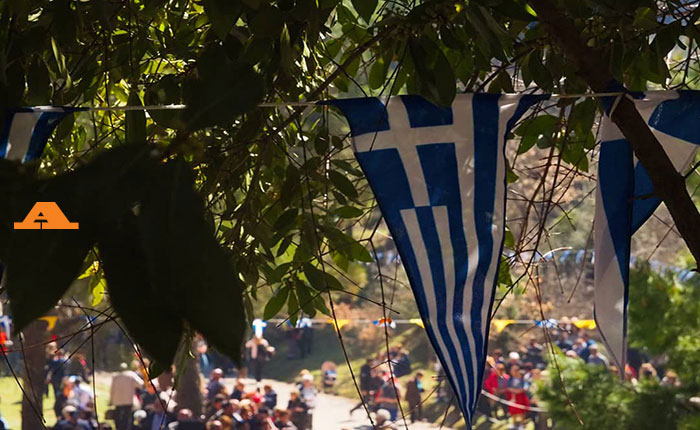 200 χρόνια από την Ελληνική Επανάσταση !! 🇬🇷