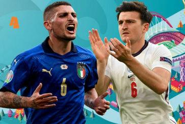 Ιταλία - Αγγλία στην τελική μάχη του Euro 2020!