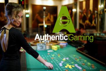 H Authentic έφτασε στο Live Casino του Pamestoixima!