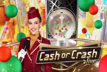 Το Cash Or Crash ήρθε στο Live Casino της Stoiximan!