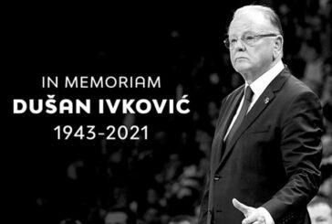 Ο Ντούσαν Ίβκοβιτς ήταν το μπάσκετ!