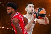Euroleague με Ρεάλ - Παναθηναϊκός και Ολυμπιακός - Ζαλγκίρις!